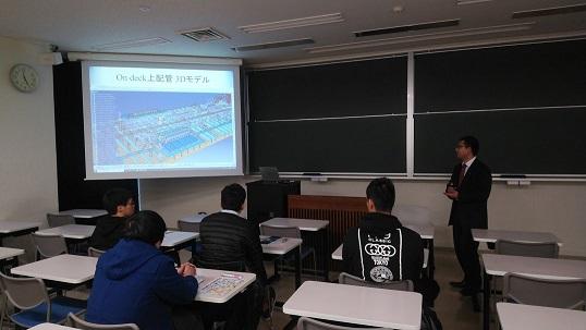 九州大学で業界説明会 開催